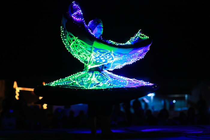 tanoura dancer