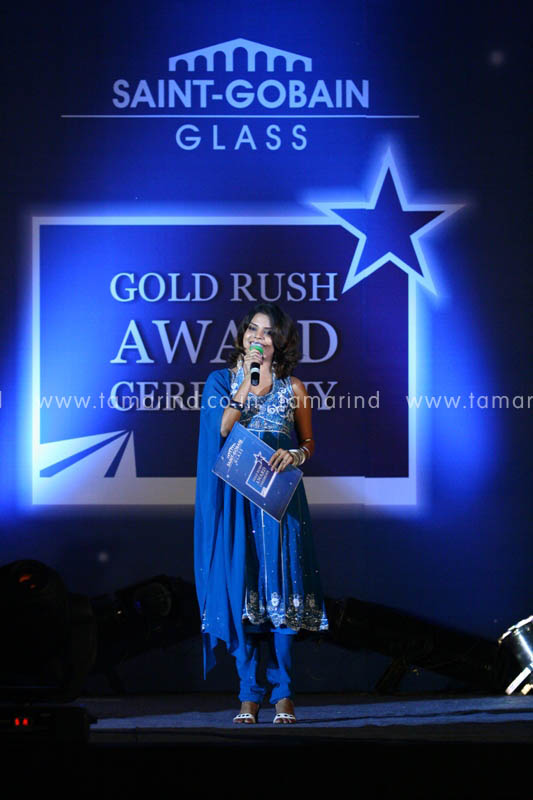 Saint Gobain Gold Rush Awards
